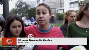 """Silvana Buscaglia en libertad: """"He aprendido mucho en prisión"""""""