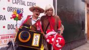 Gran Parada Militar: la previa y el color del desfile en fotos