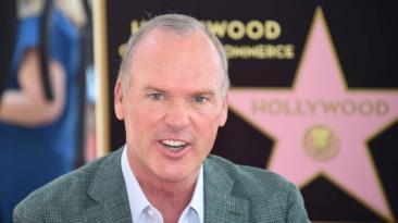 Michael Keaton: su estrella en el Paseo de la Fama de Hollywood