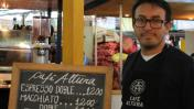 La aventura del café peruano en Chile [INTERACTIVO]