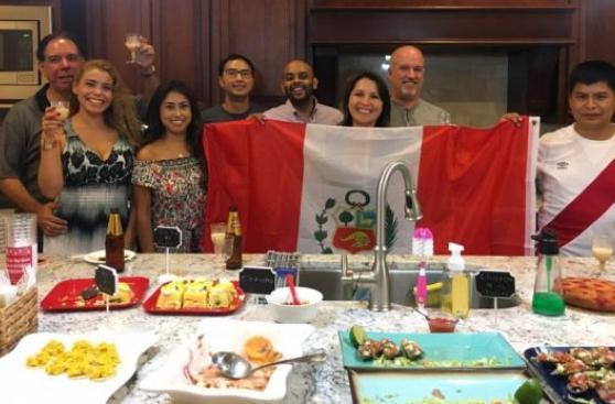 Así se vivieron las Fiestas Patrias fuera del Perú [FOTOS]