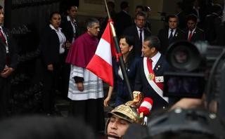 La última hoja de ruta de Ollanta Humala