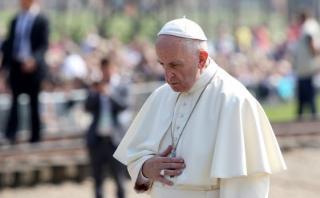 """Francisco: """"¿Dónde está Dios si existe tanto mal en el mundo?"""""""