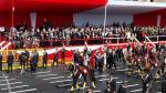 Gran Parada Militar: desfile terminó luego de más de tres horas - Noticias de gran parada y desfile militar