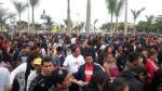 Parque de Las Leyendas: caos en ingreso por excesiva demanda - Noticias de jimmy chinchay