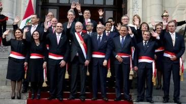 Los ministros de PPK empiezan a designar a sus viceministros