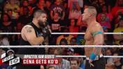 WWE: los 10 estrenos más impactantes de Monday Night Raw