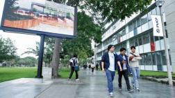 Universidades por el 'kambio'