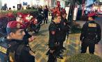 La policía refuerza seguridad en lugar donde mataron a cambista