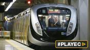 Río 2016: Entró en operación el tren para Juegos Olímpicos