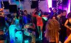 El gran show: Así fue la fiesta en el búnker de Melissa Klug