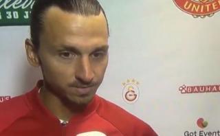 """Ibrahimovic: """"Cuando llegue Pogba esto se pondrá interesante"""""""