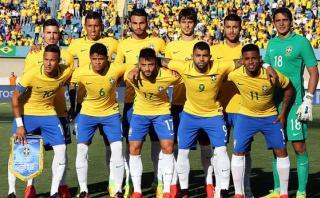 Río 2016: Selección de Brasil sufrió una baja para el torneo
