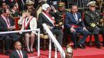 """""""PPK ridiculiza su investidura al usar pañuelo en la cabeza"""" - Noticias de gran parada y desfile militar"""