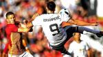 Ibrahimovic y su primer partido en Manchester United [FOTOS] - Noticias de jose turco