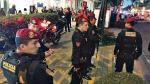La policía refuerza seguridad en lugar donde mataron a cambista - Noticias de ordenanza municipal