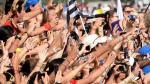 La colorida despedida del papa Francisco en su viaje a Polonia - Noticias de amilton prado