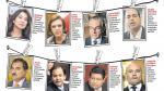 El futuro de ex congresistas de Fuerza Popular [INFOGRAFÍA] - Noticias de julio gago