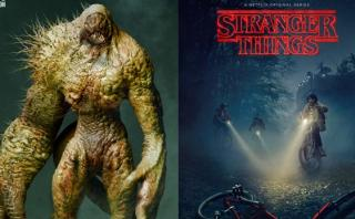 "Netflix: el monstruo de ""Stranger Things"" pudo haber sido así"
