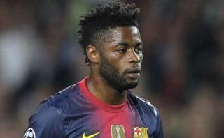 Barcelona: Alex Song rescindió contrato con el cuadro culé