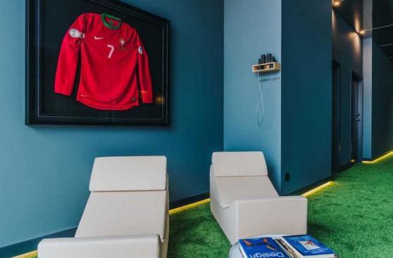 Cristiano Ronaldo: así es su nuevo y lujoso hotel de Lisboa