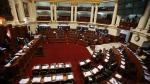 Congreso define el jueves número de comisiones y a sus miembros - Noticias de jose elice