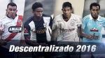 Torneo Clausura: programación de fecha 14 del campeonato local - Noticias de cesar vallejo estadio monumental
