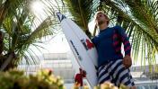 Miguel Tudela considerado gran promesa del surf mundial [VIDEO]