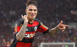 Paolo Guerrero: Flamengo empató 0-0 ante Santos por Brasileirao