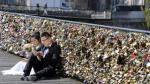 """La nueva operación de París contra los """"candados del amor"""" - Noticias de selecci��n de francia"""