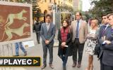 Obras famosas de Museo del Prado de Madrid toman calles de Lima