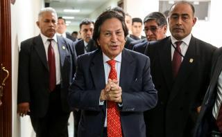 "Alejandro Toledo: ""Keiko es una candidata demócrata"""