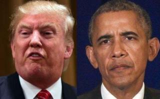 """Trump: """"Obama es el peor presidente de la historia de EE.UU."""""""