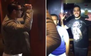 Cristiano Ronaldo, el 'policía' que causa temor en un hotel