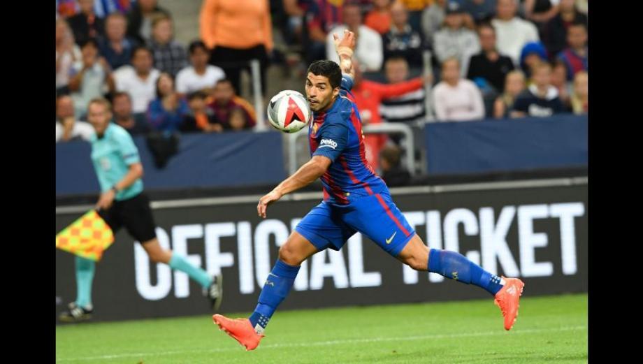 Barcelona: Messi, Suárez y las postales del triunfo en amistoso