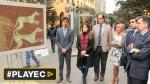 Obras famosas de Museo del Prado de Madrid toman calles de Lima - Noticias de diego prado