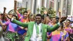 Río 2016: así fue el arribo de la antorcha olímpica [FOTOS] - Noticias de eduardo paes