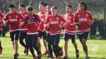 River Plate: ecuatoriano Arturo Mina ya entrena como refuerzo - Noticias de la bombonera