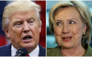 Los líderes republicanos que votarán por Clinton y no por Trump