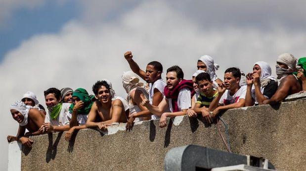 5 muertos y 30 heridos dejó motín en cárcel Alayón de Maracay