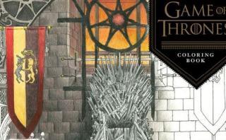 """""""Game of Thrones"""" de HBO te dejará colorear sus mayores escenas"""