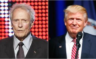 Clint Eastwood: Si tengo que elegir iría a favor de Trump