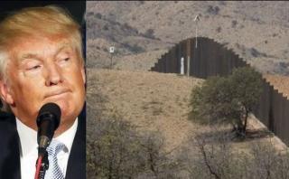 Empresa israelí ofrece construir muralla propuesta por Trump