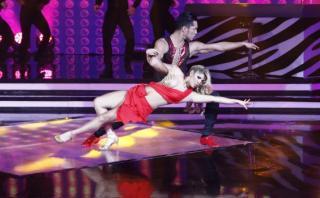 """""""El gran show"""": Yahaira Plasencia vuelve a la pista de baile"""