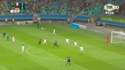 México igualó 2-2 ante Alemania en debut de ambos en Río 2016