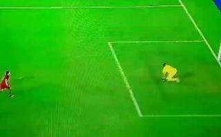Río 2016: increíble blooper de arquero argentino ante Portugal