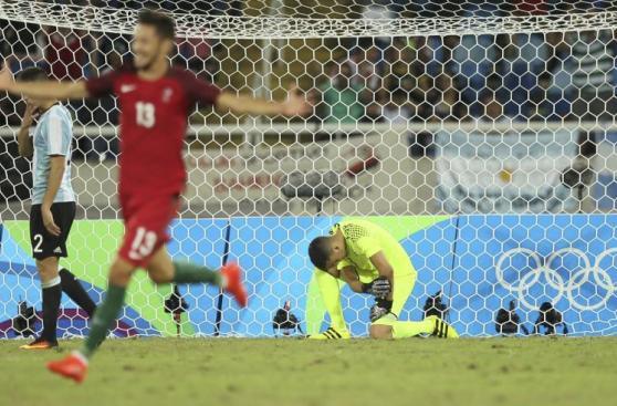Río 2016: Argentina no levanta cabeza en el fútbol ni en JJ.OO.