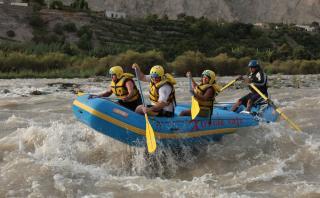 Los 8 mejores ríos del Perú para hacer deportes de aventura