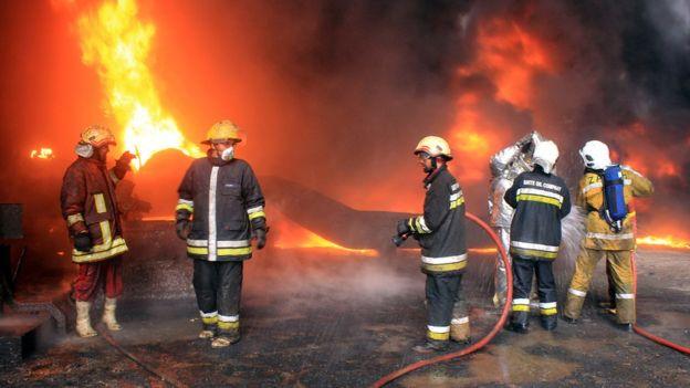 Estado Islámico ha atacado instalaciones petroleras de Libia para aumentar el caos del país. (Foto: AFP)