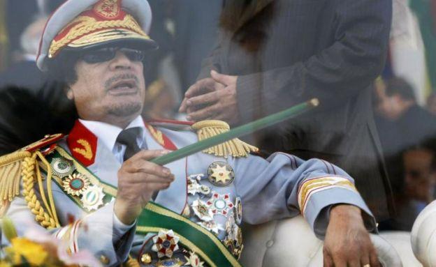 Gadafi estuvo en el poder 42 años y tras su caída se impuso el caos. (Foto: AP)